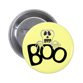 Skeleton Boo Tshirts and Gifts Pins