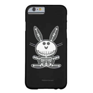 Skeleton Bunny Barely There iPhone 6 Case