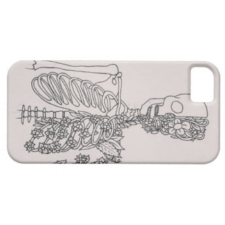 Skeleton Case For iPhone 5/5S