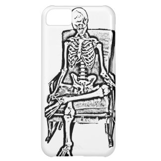 Skeleton Cover For iPhone 5C