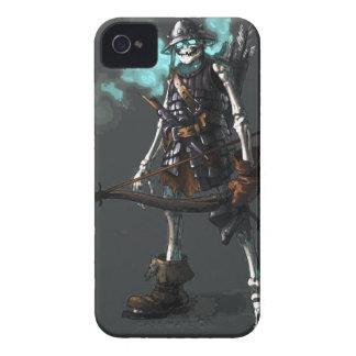 Skeleton iPhone 4 Cases
