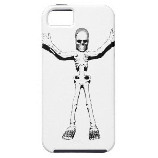 Skeleton iPhone 5 Case