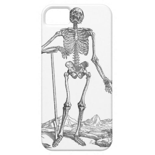 Skeleton Cover For iPhone 5/5S