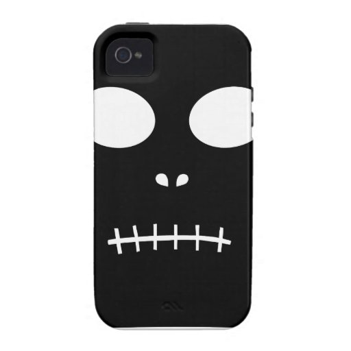 Skeleton iPhone 4/4S Cover