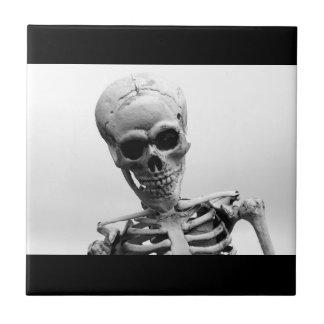 Skeleton Ceramic Tile