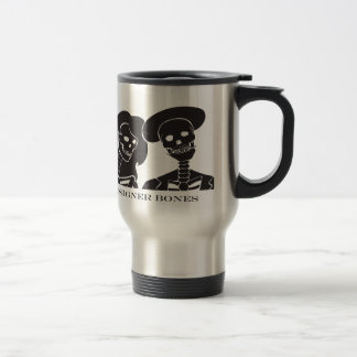 Skeleton Couple Mug