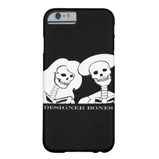 Skeleton Couple Phone Case Barely There iPhone 6 Case