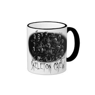 Skeleton Crew Mugs