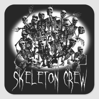 Skeleton Crew Stickers