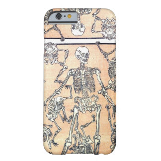 Skeleton Dance case Barely There iPhone 6 Case