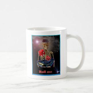 Skeleton dealer items mugs