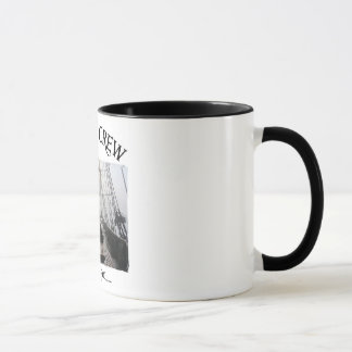 Skeleton Ghost Ship Coffee Mug