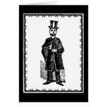 Skeleton Groom - Card (Customise)