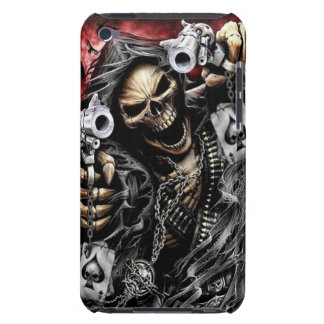 Skeleton & Guns iPod Touch Cover