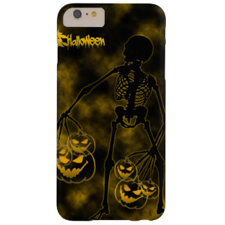 Skeleton Halloween case Barely There iPhone 6 Plus Case
