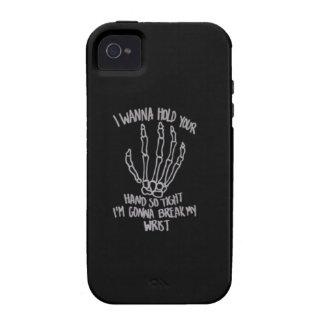 Skeleton Hand iPhone 4 Case