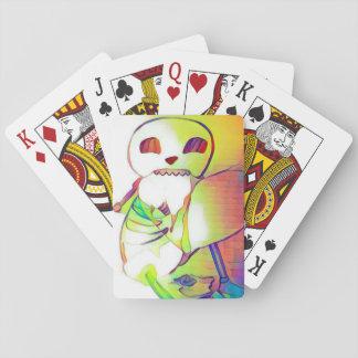 Skeleton Heart Playing Card Deck
