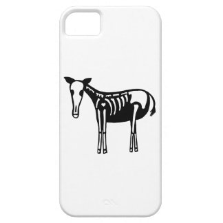 Skeleton Horse iPhone 5 Covers