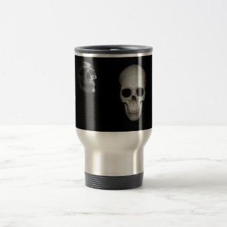 Skeleton in the Closet Personalized 15 Oz Stainless Steel Travel Mug