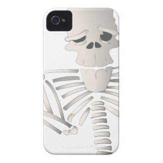 Skeleton iPhone 4 Case