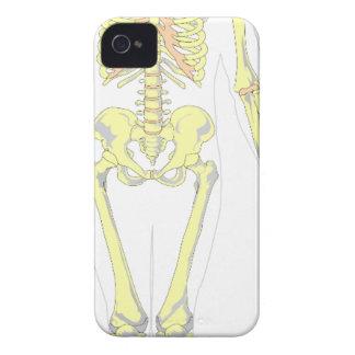 Skeleton iPhone 4 Case-Mate Case