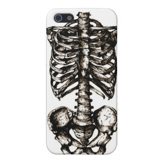 Skeleton iPhone 5/5S Cover