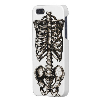 Skeleton iPhone 5 Cover