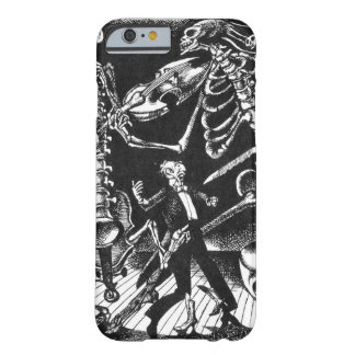 Skeleton Jam Band Barely There iPhone 6 Case
