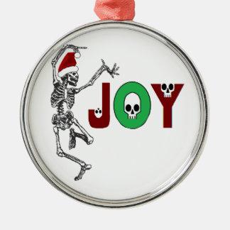 Skeleton Joy Ornament
