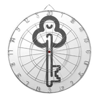 Skeleton Key Dartboard
