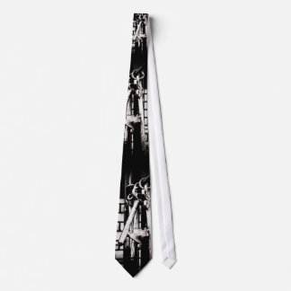 Skeleton Keys and Brick Wall Tie