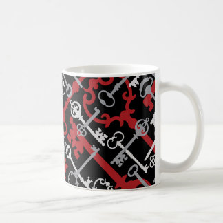 Skeleton Keys Coffee Mug