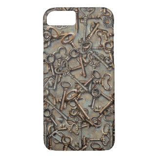 Skeleton Keys iPhone 7 Case
