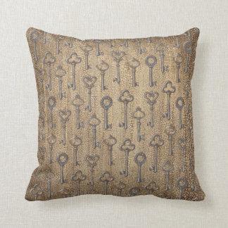 Skeleton Keys - Pillow