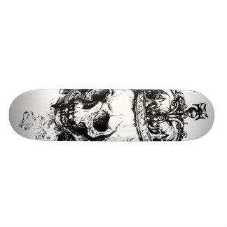 Skeleton King Skate Decks