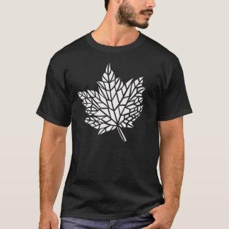 skeleton leaf (dark) T-Shirt