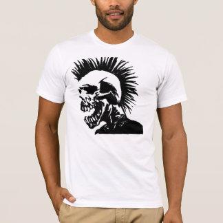 skeleton mohawk T-Shirt