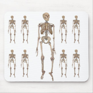 Skeleton Mousepads