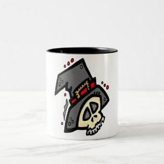 skeleton mugs
