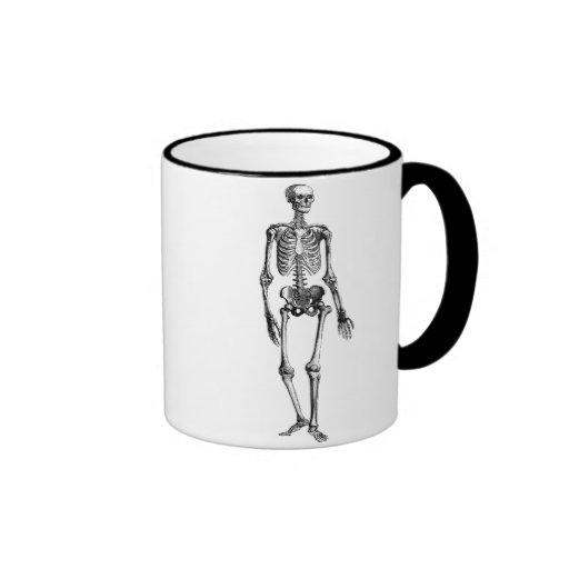 Skeleton Mug 1