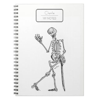Skeleton Notebook