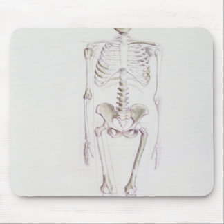 Skeleton of Australopithecus africanus Mouse Pad