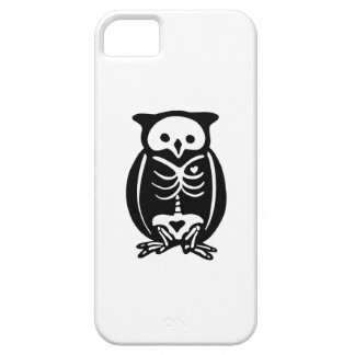 Skeleton Owl Case For The iPhone 5
