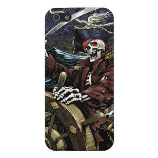 Skeleton Pirate iPhone 5 Case Savvy