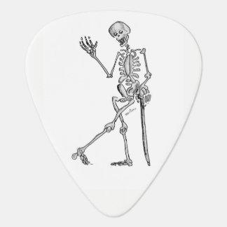 Skeleton Plectrum