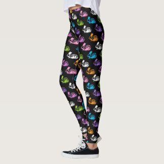 Skeleton Rabbits Leggings