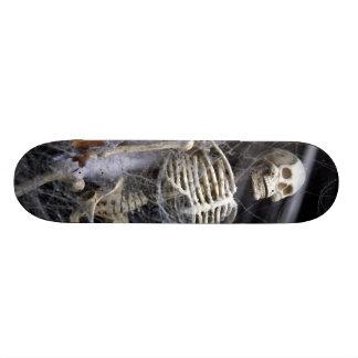 Skeleton Skate Board Deck