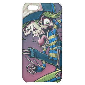 Skeleton Skateboarder iPhone 5C Case