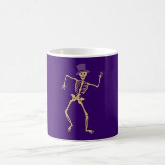 Skeleton skeleton mug