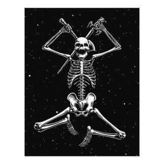 Skeleton Slayer 21.5 Cm X 28 Cm Flyer